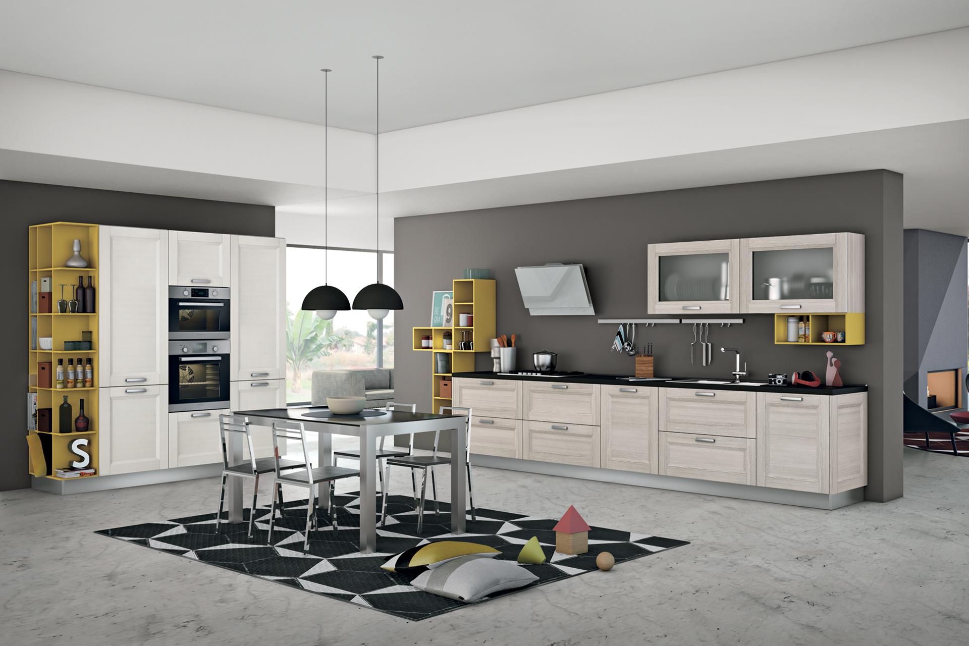 Cucine creo kitchens negozi di cucine in veneto - Cucine kitchen store ...